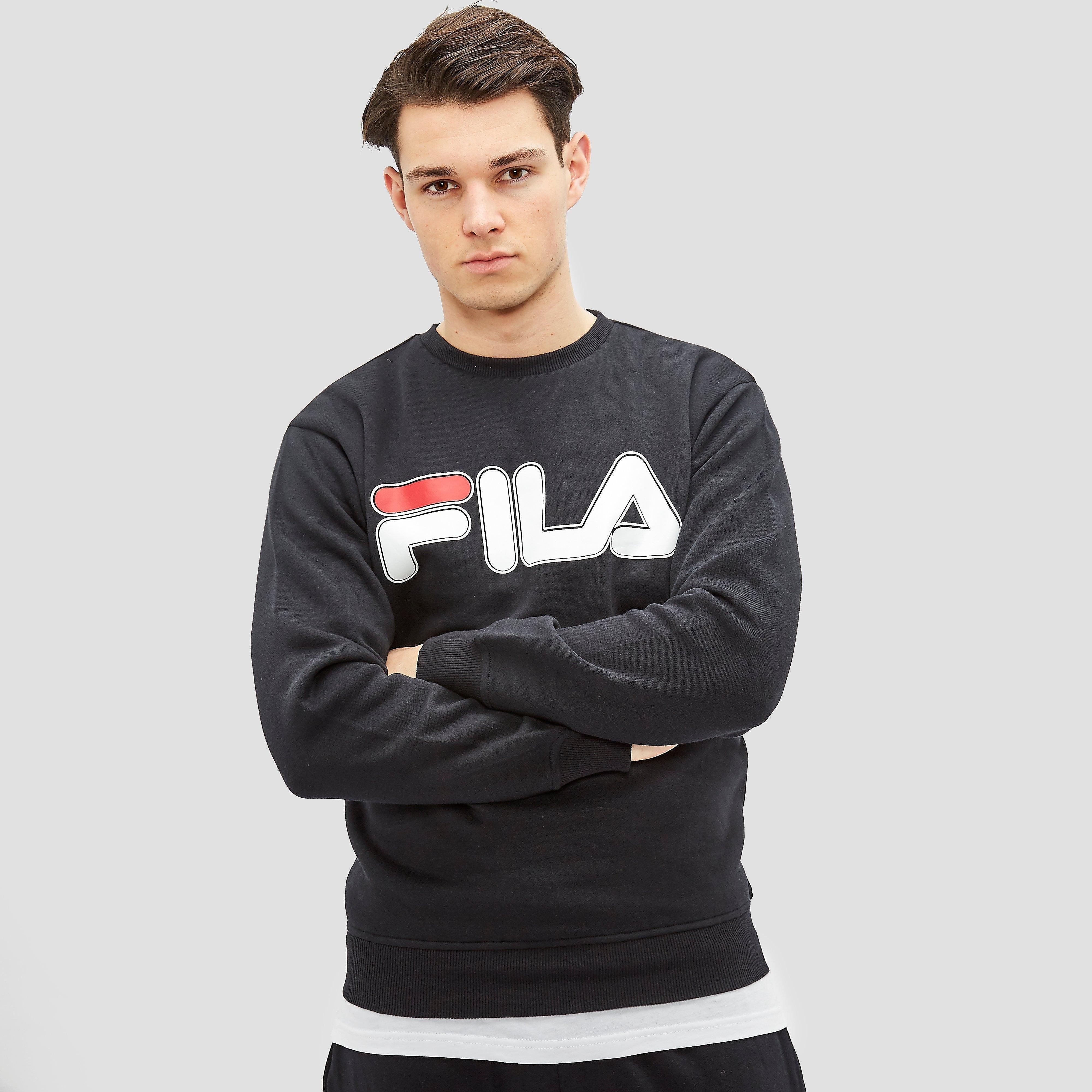 Alboreto sweater zwart heren thumbnail